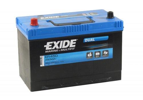 Exide Dual ER450 12V 95Ah