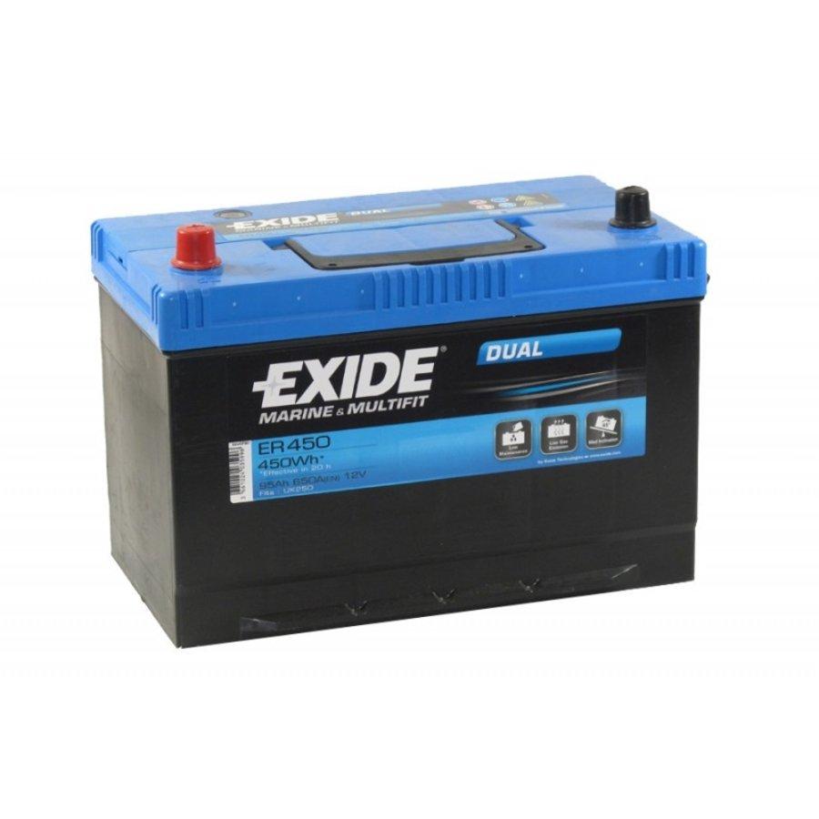 Exide Dual ER450 12V 95Ah-1