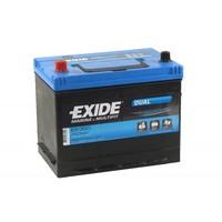 Exide Dual ER350 12V 80Ah