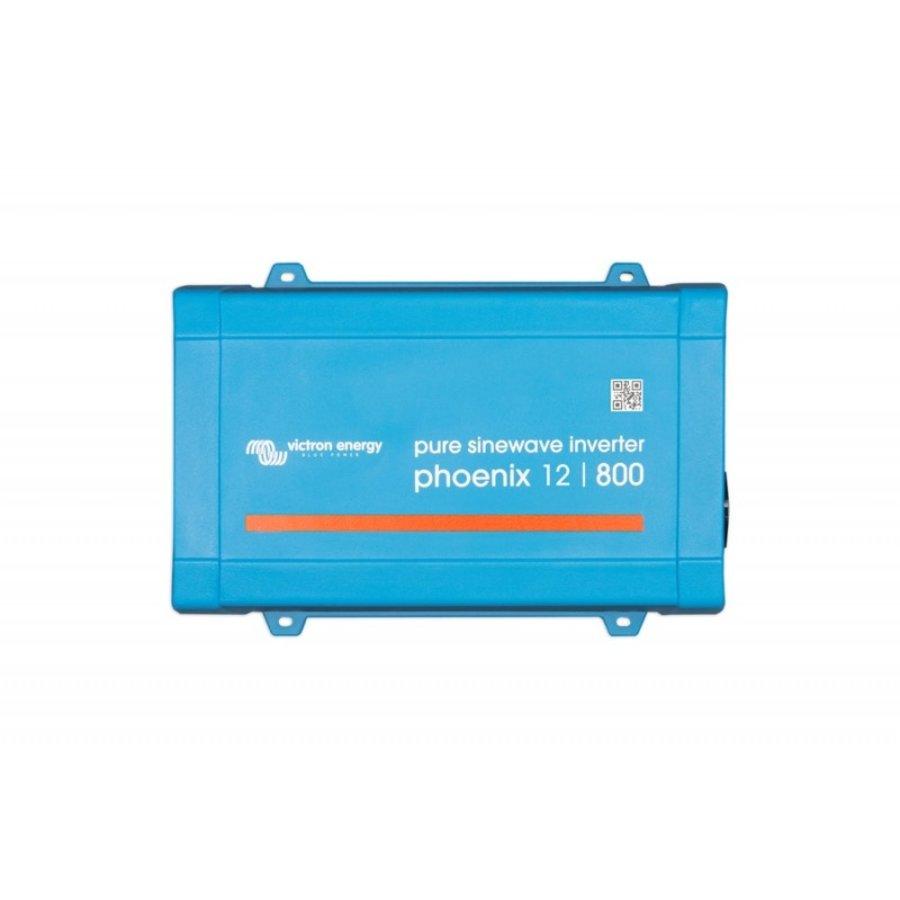 VICTRON Phoenix Inverter 12/800 SCHUKO-1