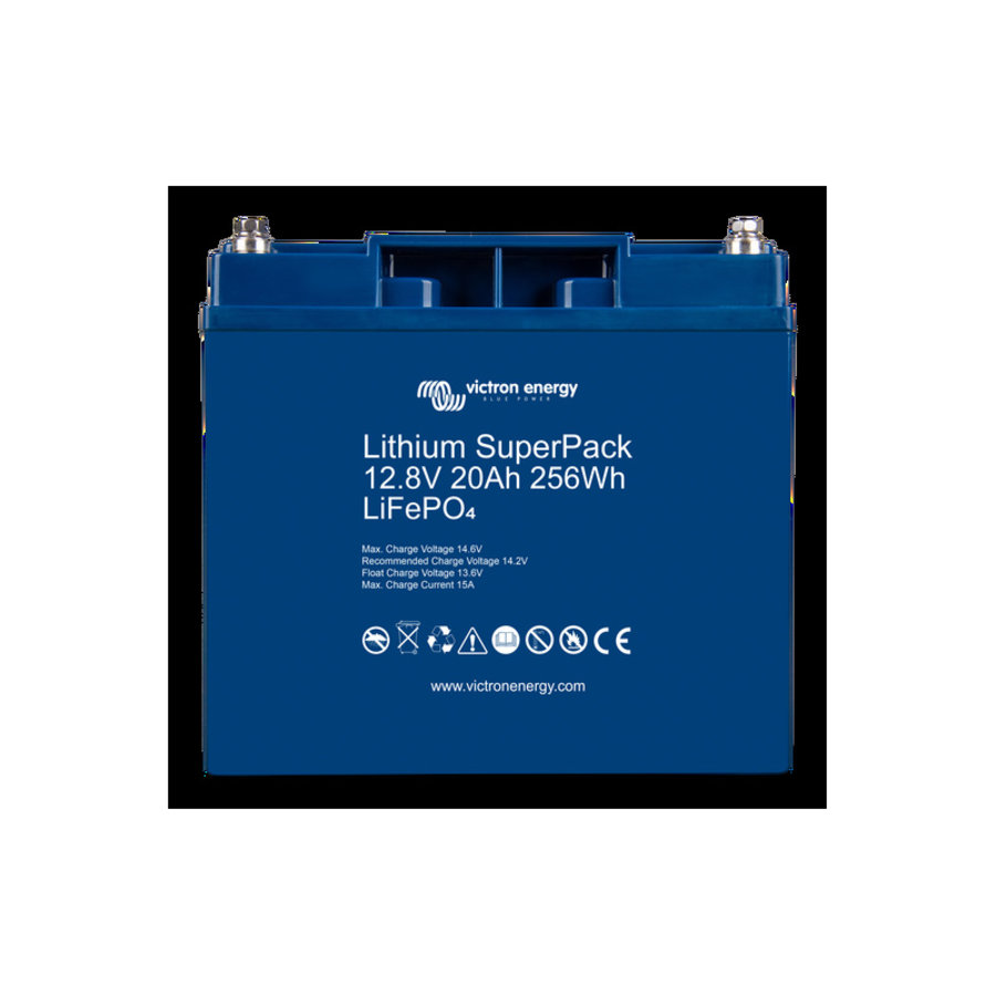 VICTRON Lithium Superpack 12,8V 20Ah-1