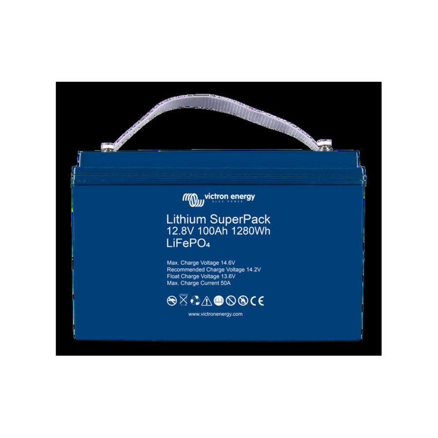 VICTRON Lithium SuperPack 12,8V 100Ah-1