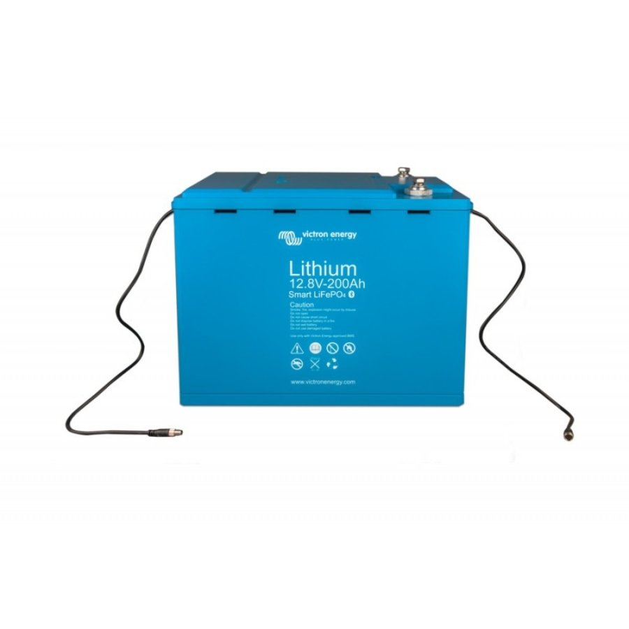 VICTRON LiFePO4 12,8V 200Ah-a Smart-1