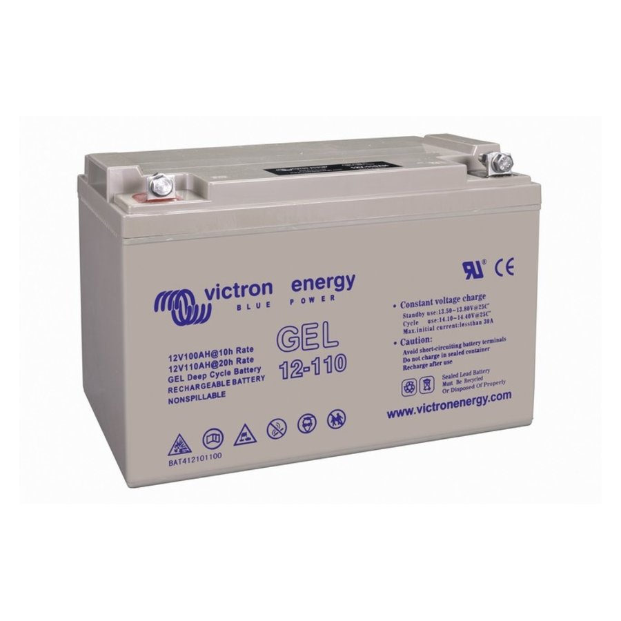 VICTRON GEL Deep Cycle 12V 110Ah-1