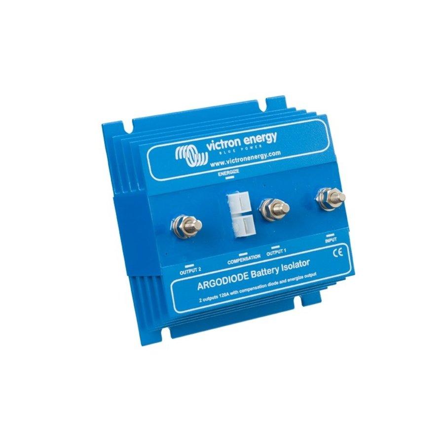 VICTRON Argo 1803AC 3 batteries 180A-1