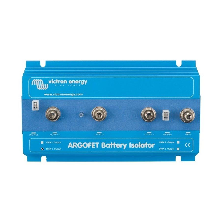 VICTRON Argo 1002-FET 2 batteries 100A-1
