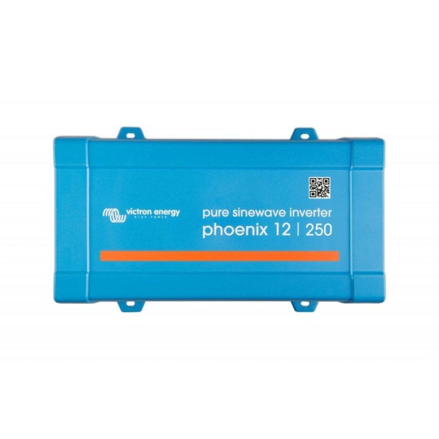 Phoenix Inverter 12/250 230V VE.Direct S-1