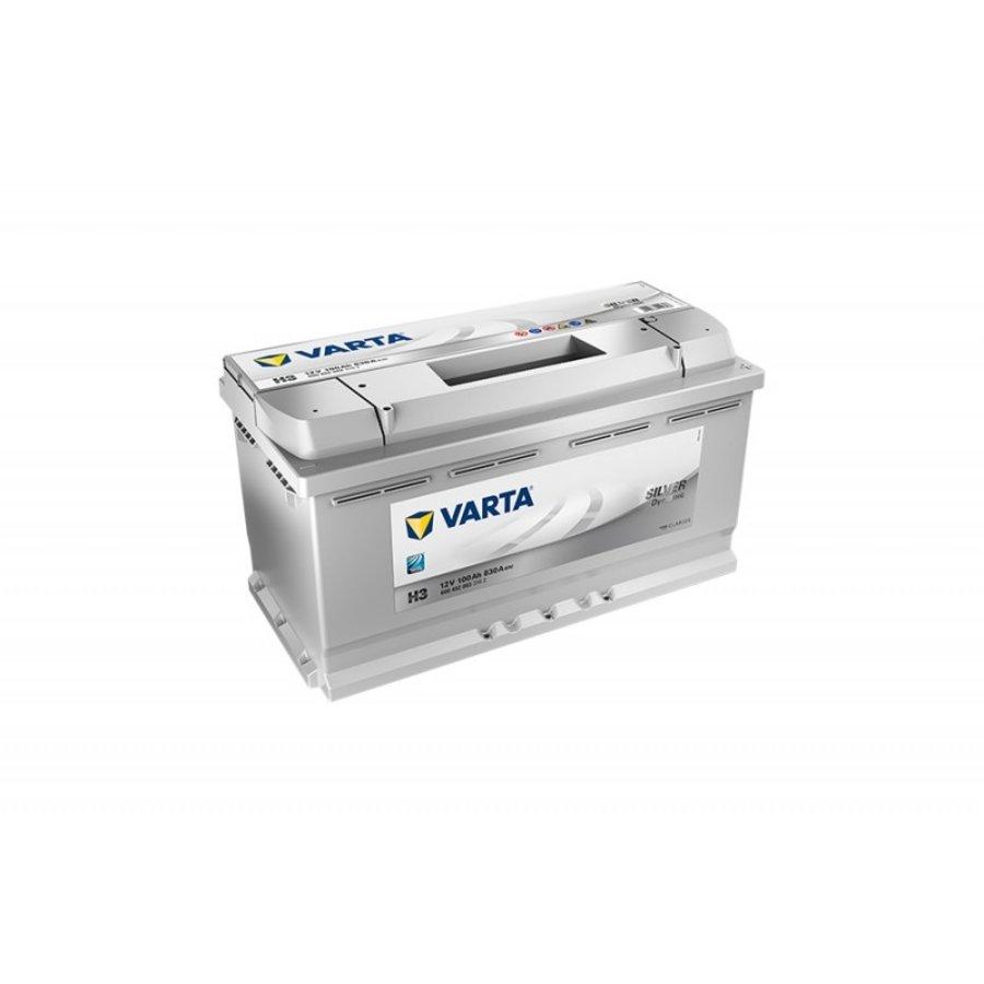 VARTA Silver Dynamic 12V 100Ah 830A-1