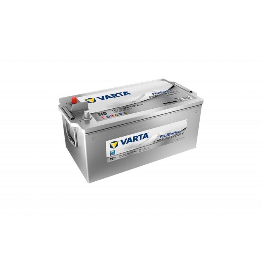 VARTA ProMotive Silver 12V 225Ah 1150A-1