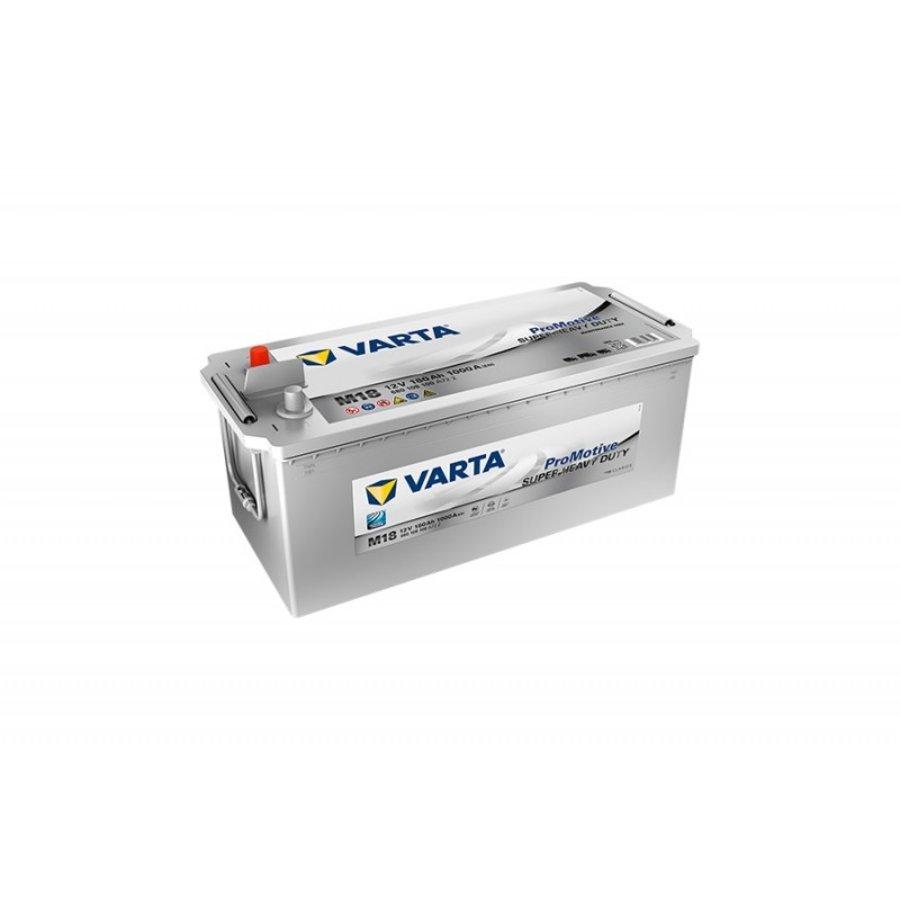 VARTA ProMotive Silver 12V 180Ah 100A-1