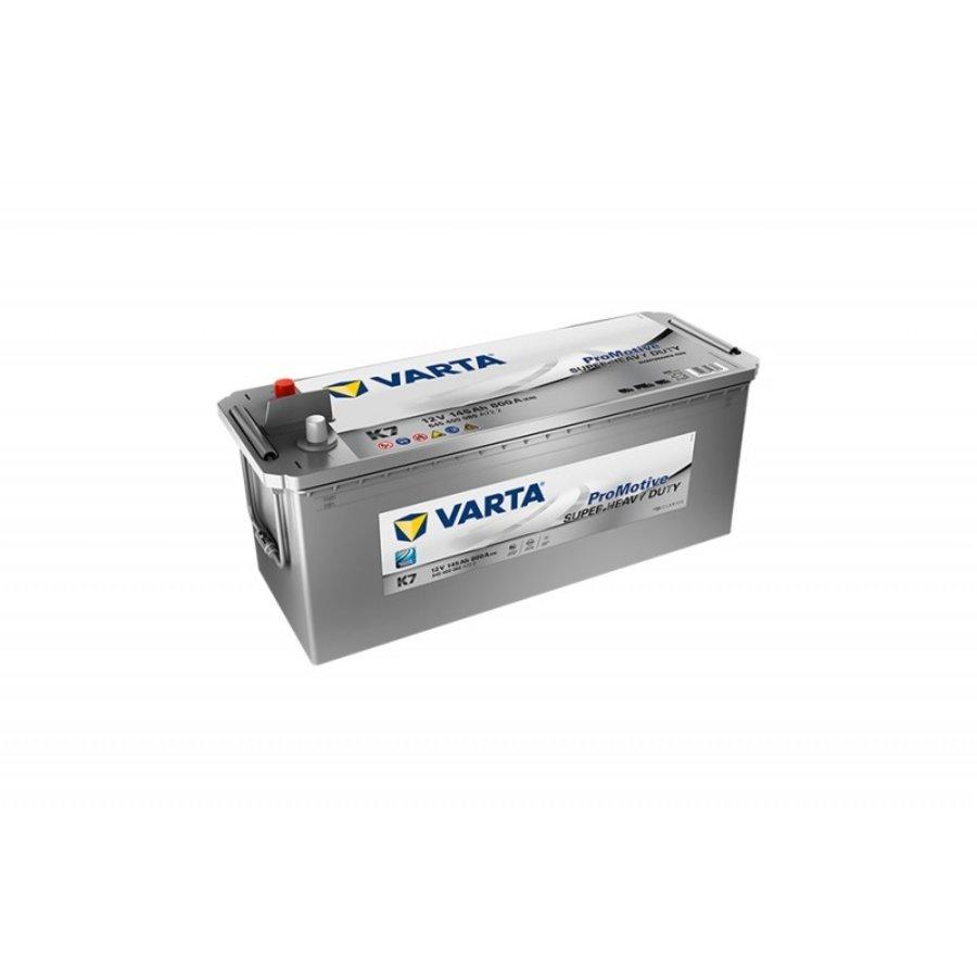 VARTA ProMotive Silver 12V 145Ah 800A-1