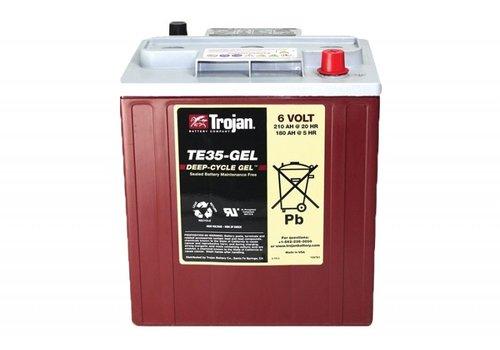 Trojan TE35 GEL Deep Cycle 6V 210Ah