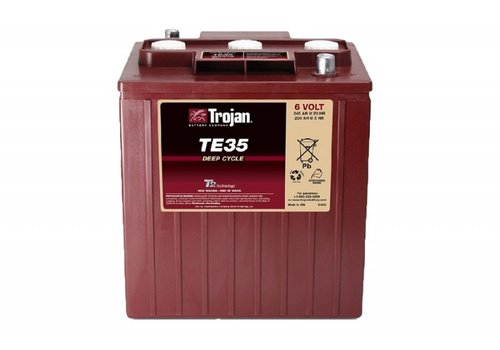 Trojan TE35  Deep Cycle 6V 245Ah