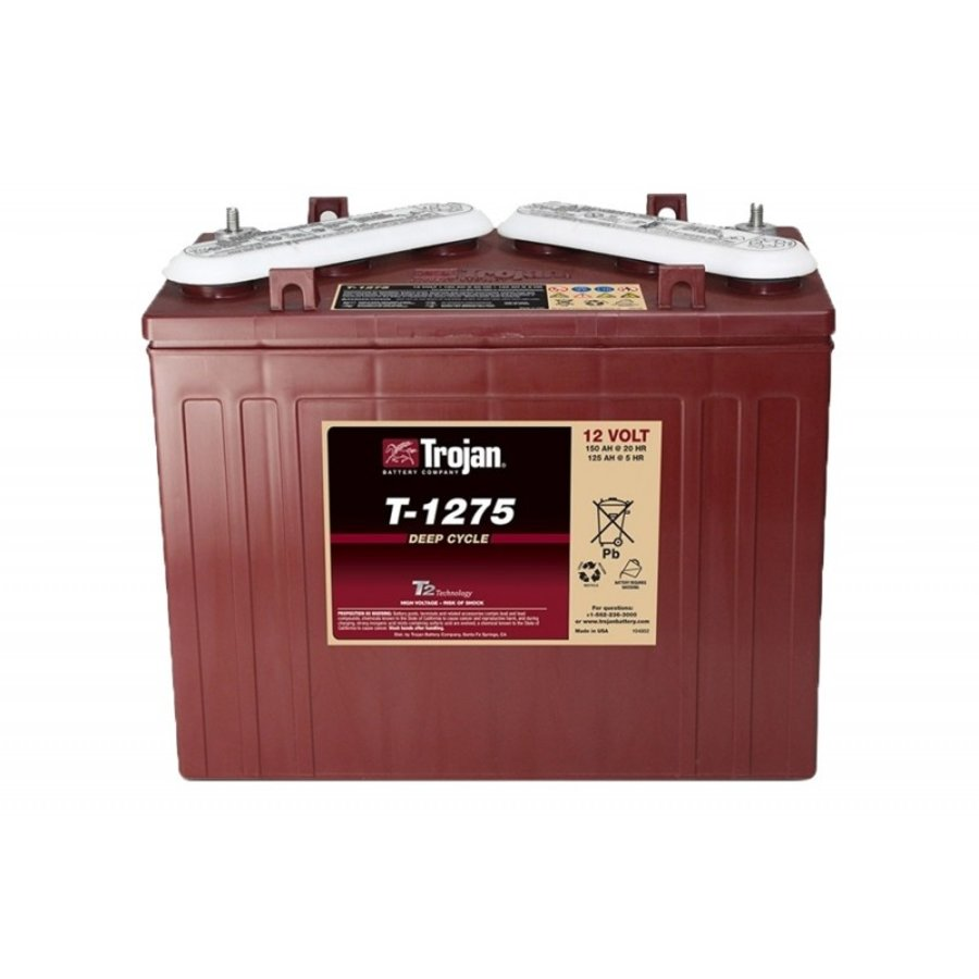 Trojan T-1275 Deep Cycle 12V 150Ah-1