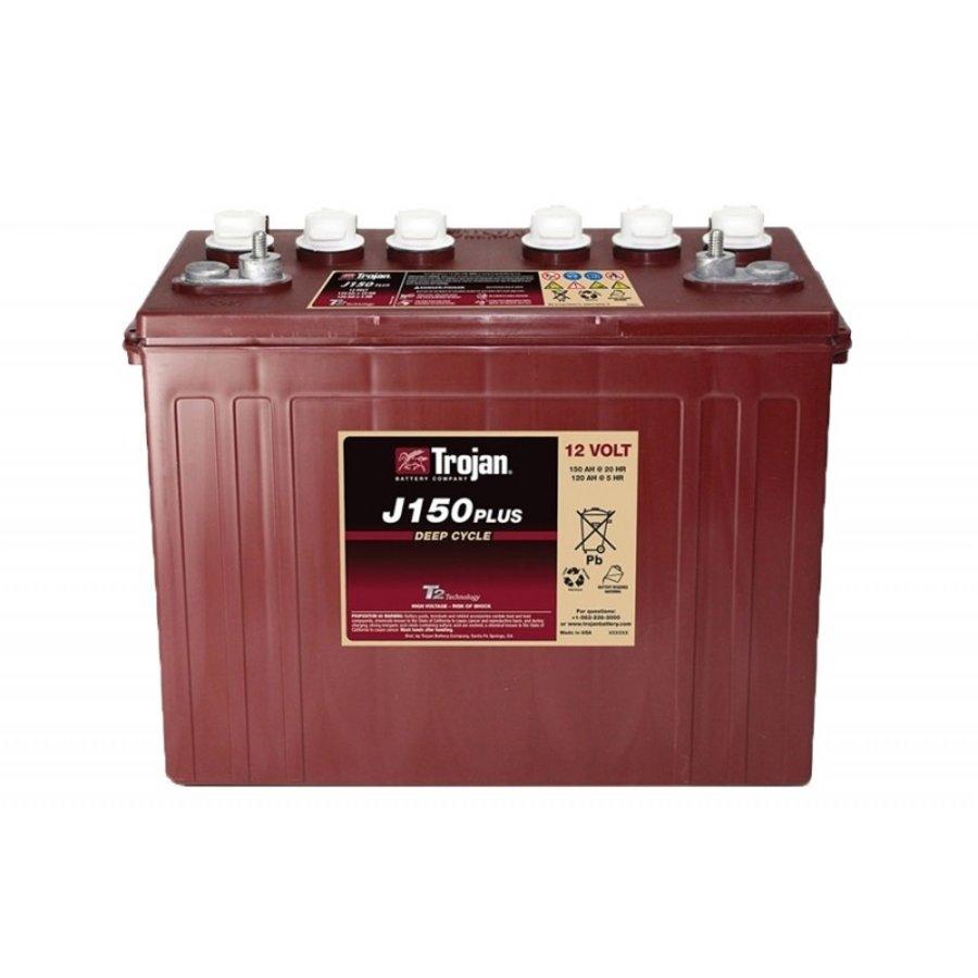 Trojan J150 Plus Deep Cycle 12V 150Ah-1