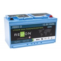 RELION Lithium Battery 12,8V 80Ah