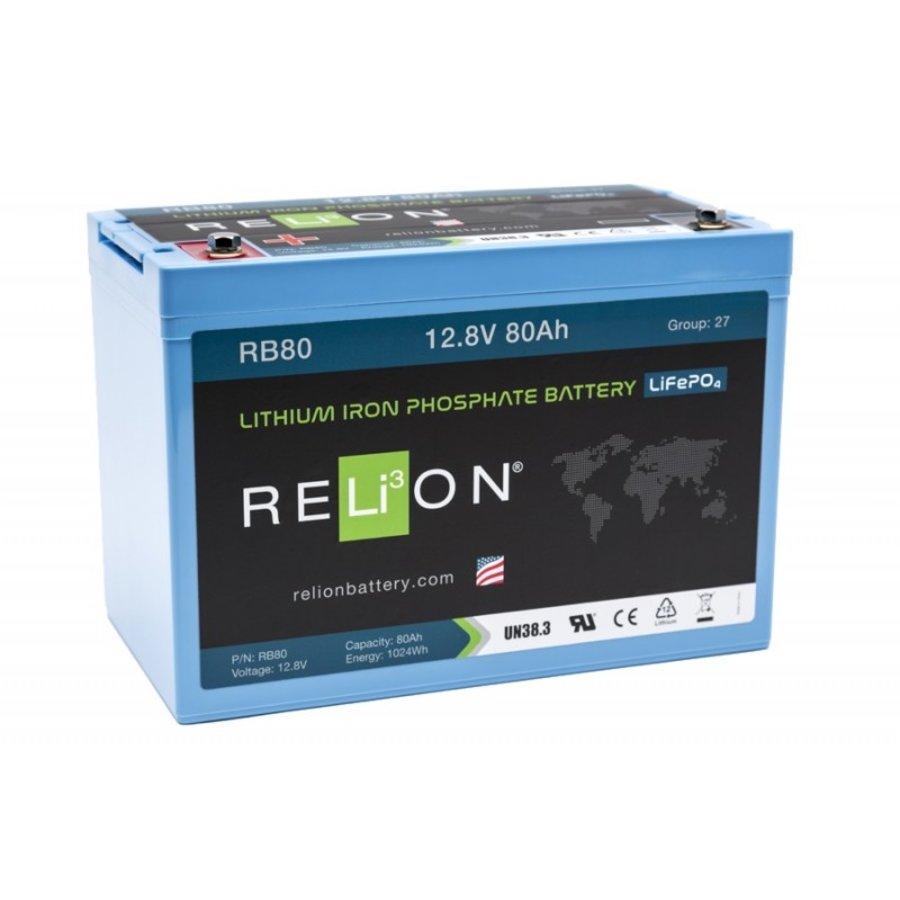 RELION Lithium Battery 12,8V 80Ah-1