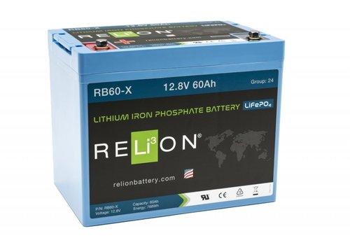 RELION Lithium Battery 12,8V 60Ah