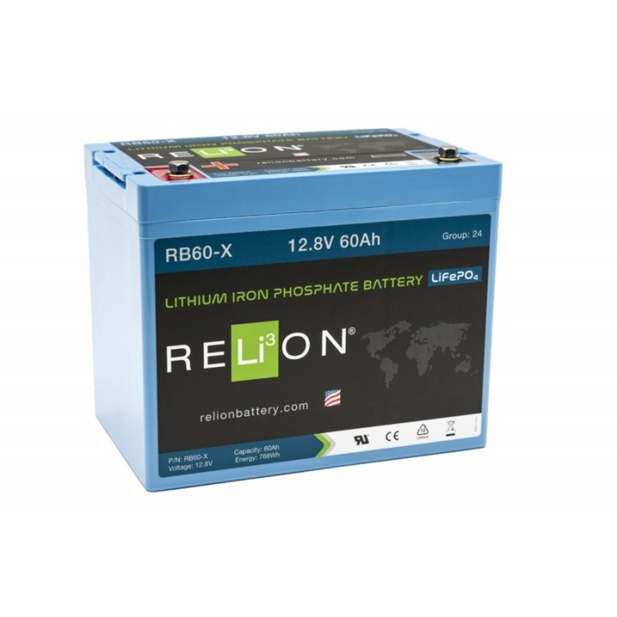 RELION Lithium Battery 12,8V 60Ah-1