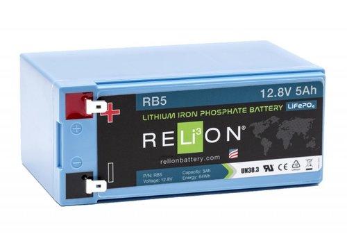 RELION Lithium Battery 12,8V 5Ah
