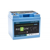 RELION Lithium Battery 12,8V 50Ah