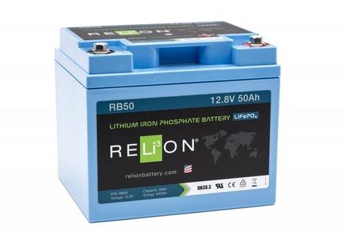 RELION Lithium Battery 12,8V 50Ah