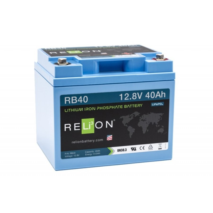 RELION Lithium Battery 12,8V 40Ah-1