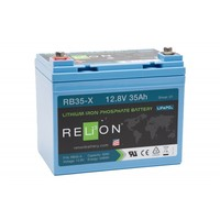 RELION Lithium Battery 12,8V 35Ah