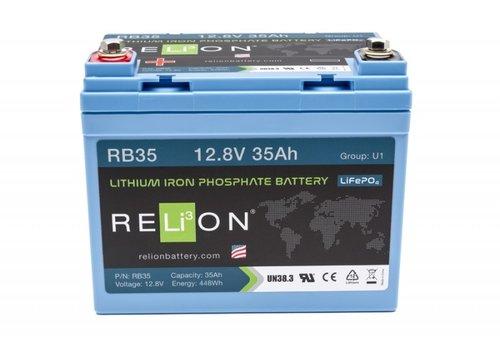 RELION Lithium Battery 12,8V 35Ah