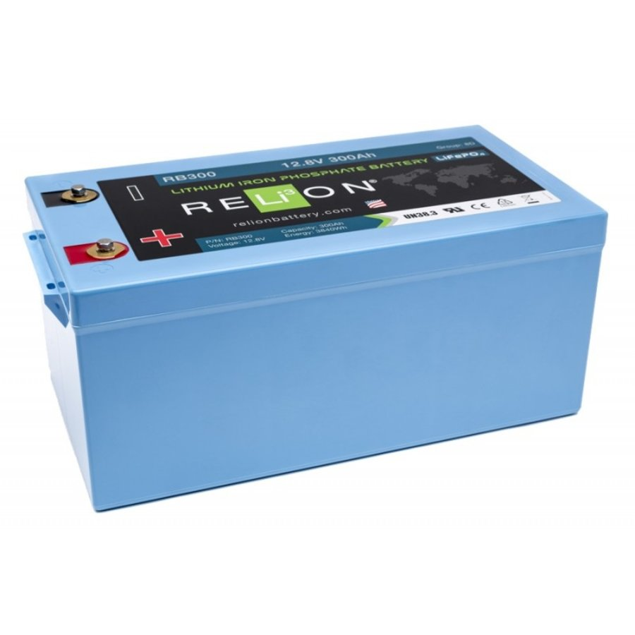RELION Lithium Battery 12,8V 300Ah-1
