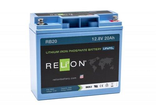 RELION Lithium Battery 12,8V 20Ah