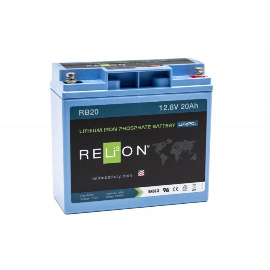 RELION Lithium Battery 12,8V 20Ah-1