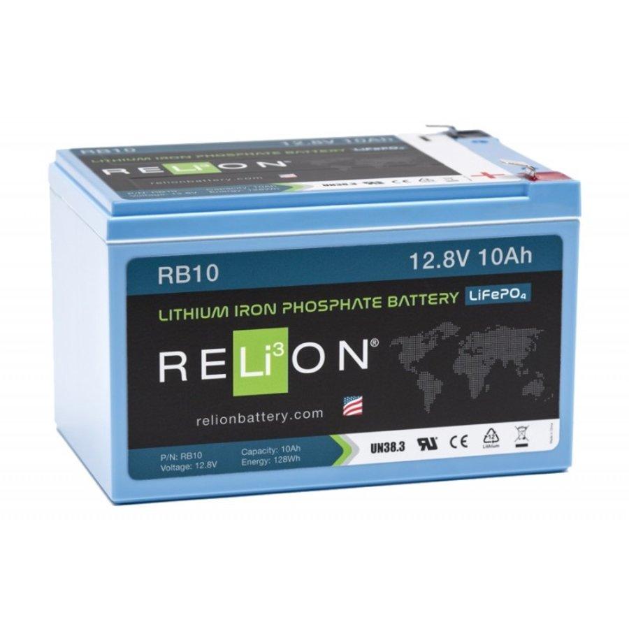 RELION Lithium Battery 12,8V 10Ah-1