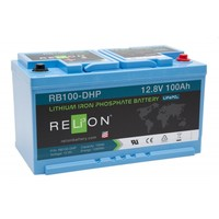 RELION Lithium Battery 12,8V 100Ah DHP