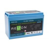 RELION Lithium Battery 12,8V 100Ah