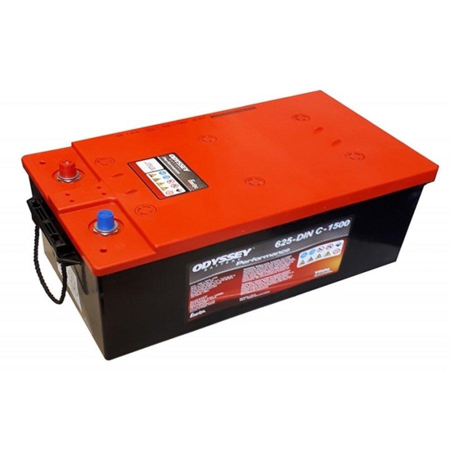 PC2700 12V 220Ah(C20) 1500A(CCA)-1