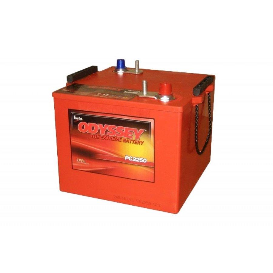 PC2250 12V 126Ah(C20) 1225A(CCA)-1