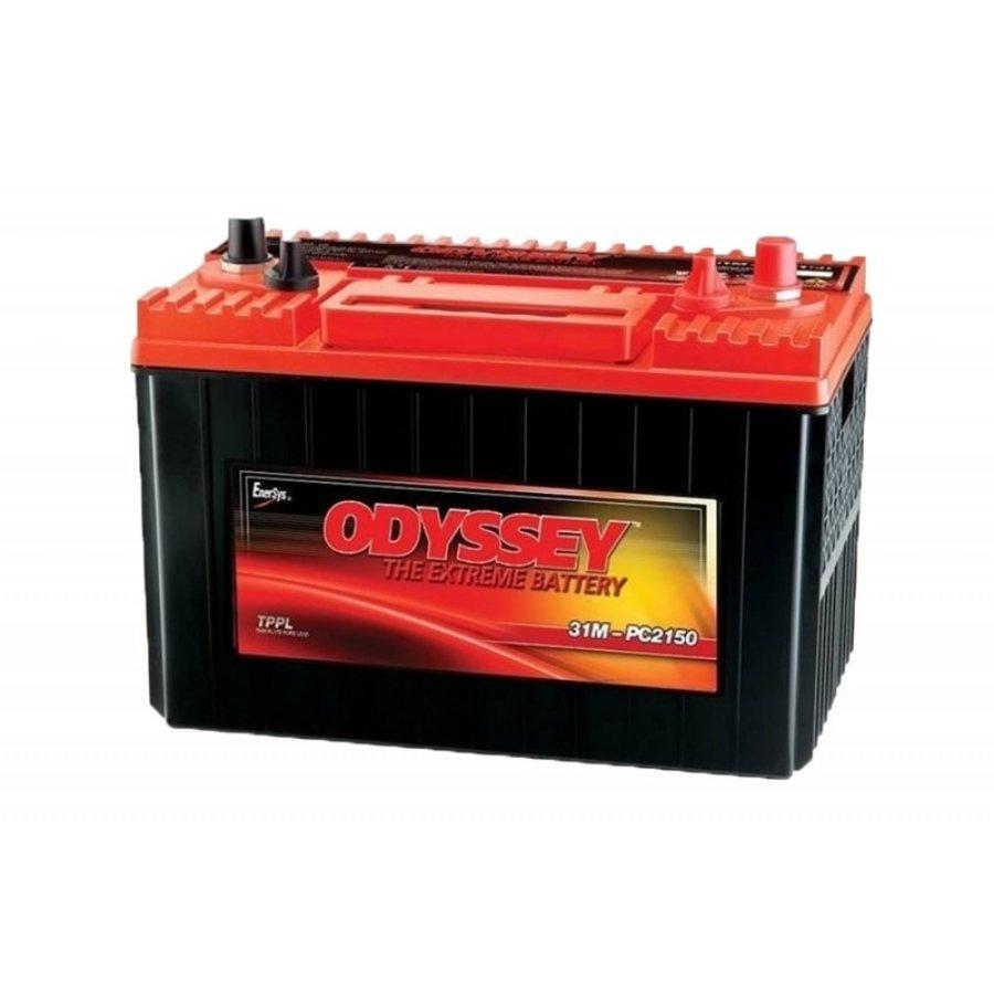PC2150-31M 12V 100Ah(C20) 1150A(CCA)-1
