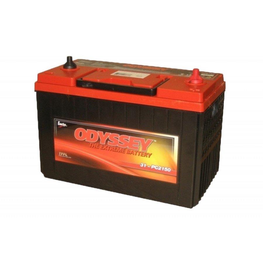 PC2150-31 12V 100Ah(C20) 1150A(CCA)-1