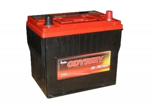 PC1400-35 12V 65Ah(C20) 850A(CCA)