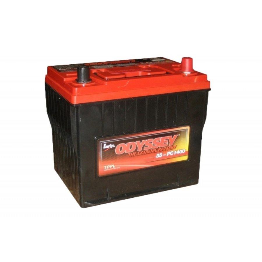 PC1400-35 12V 65Ah(C20) 850A(CCA)-1