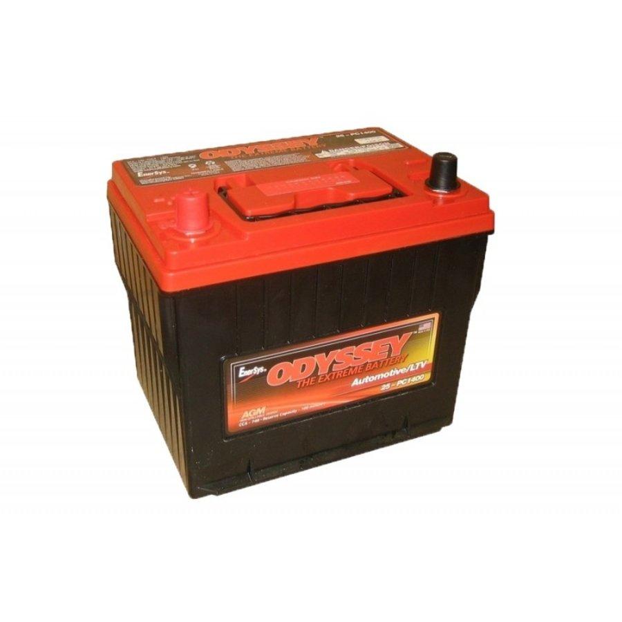 PC1400-25 12V 65Ah(C20) 850A(CCA)-1