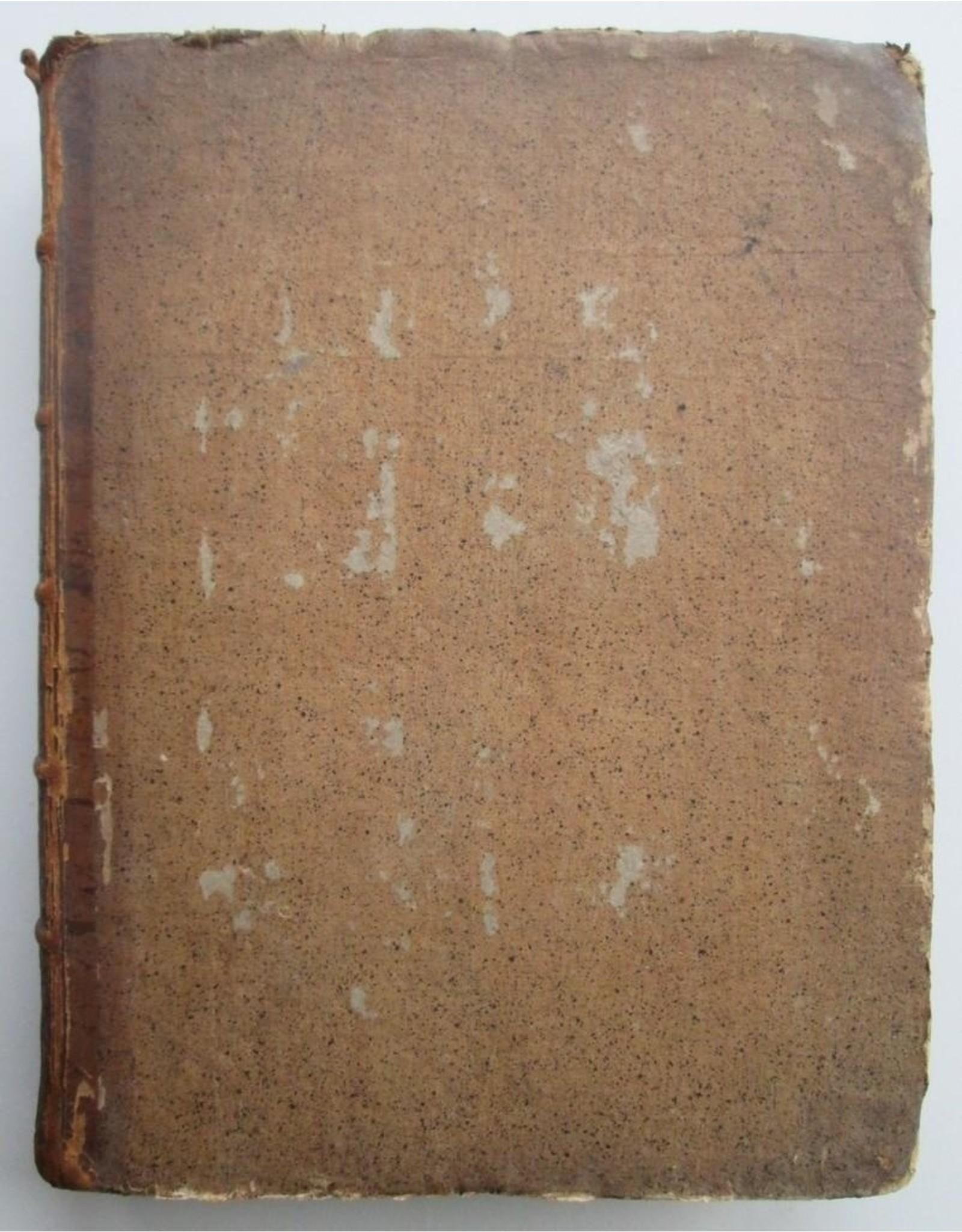 J. van Lier -  Verhandeling over de Slangen en Adders die in het Landschap Drenthe gevonden worden [...]
