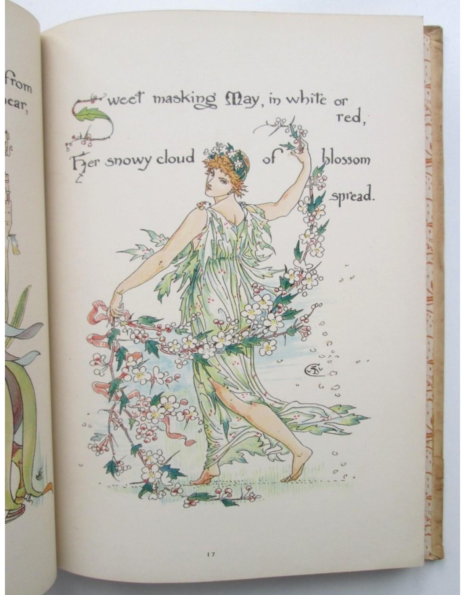Walter Crane - Floras' Feast : A Masque of Flowers