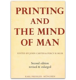 John Carter - Printing and the Mind of Man - 1983