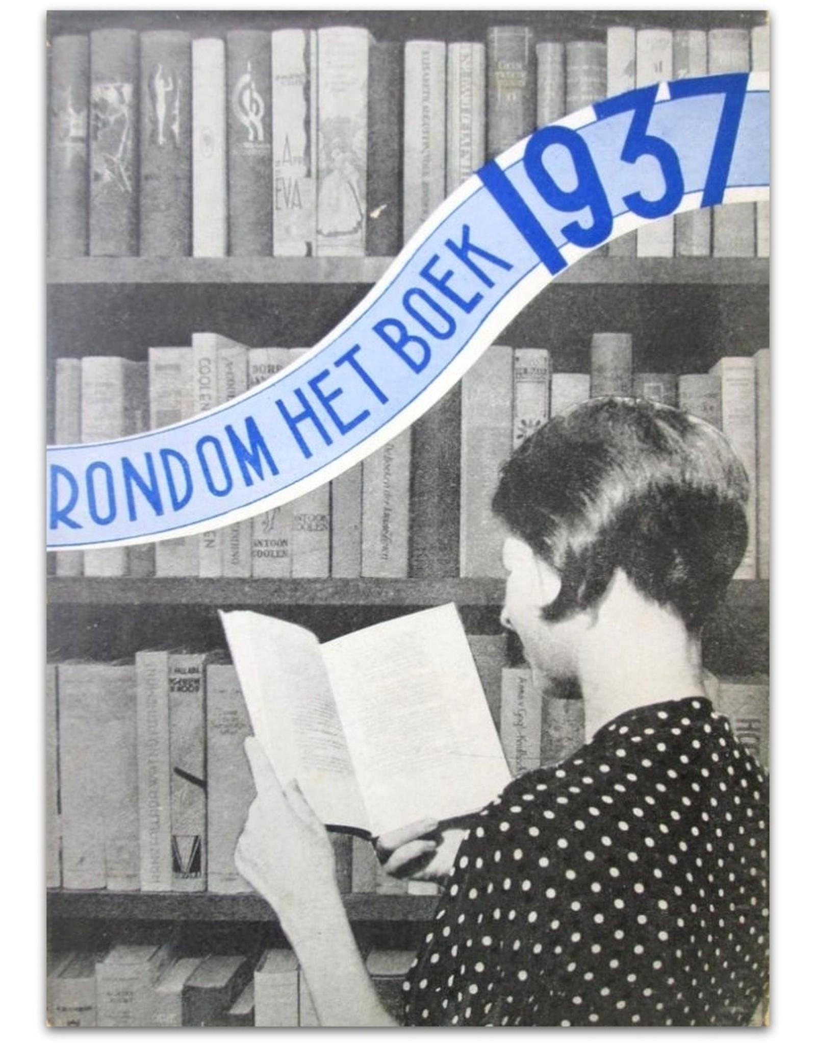 Mr. E. Elias - Rondom het boek 1937: Geschenk ter gelegenheid van de Nederlandsche Boekenweek