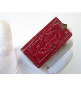 Clara E. Allen - Album: [Miniature photos] - 1860