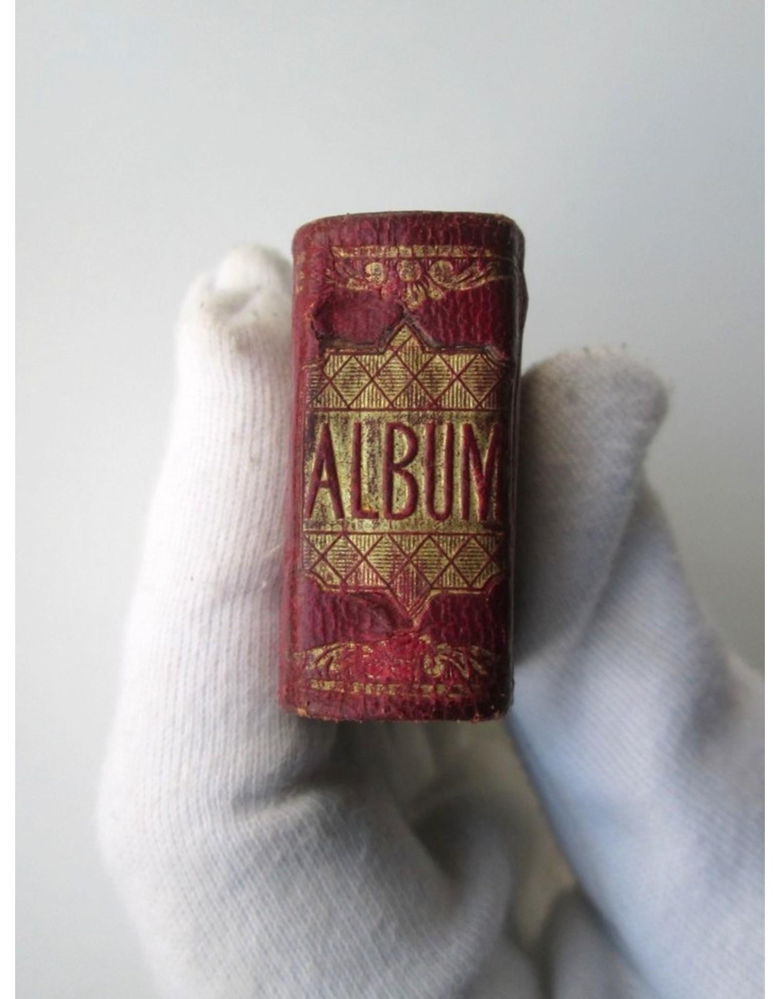 [Fotografica] - Album: [Miniature photo album]