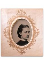 Clara E. Allen - Album: [Miniature photo album]