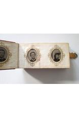 Clara E. Allen - Album: [Miniatuur fotoalbum]